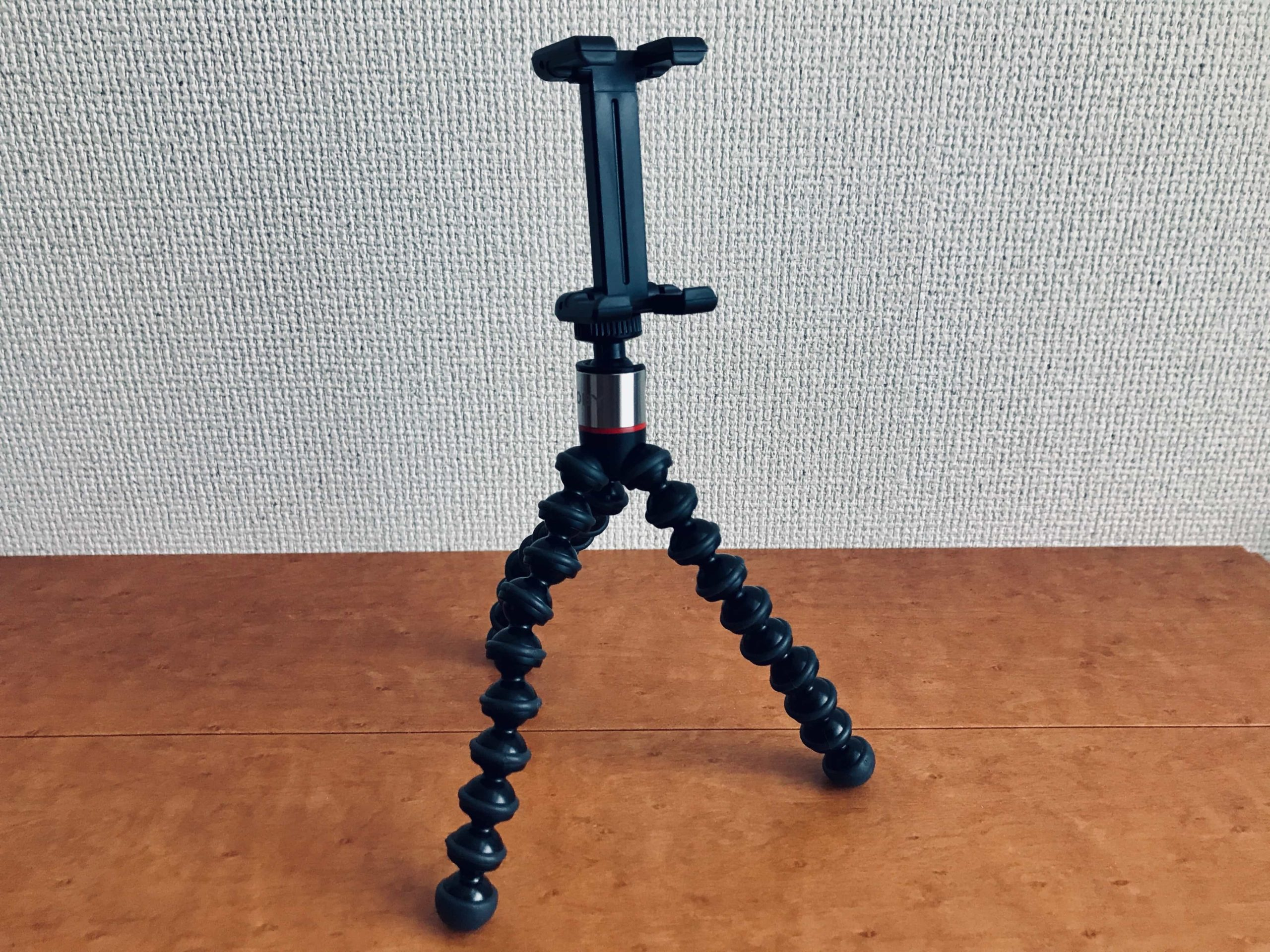Joby GripTight One GPスタンド